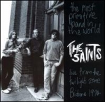the saints - the most primitive band in the world - hot records-1995