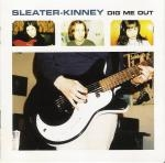 sleater-kinney - dig me out - kill rock stars-1997