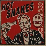 hot snakes - ep in progress - swami - 2004