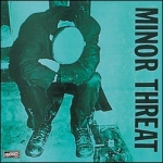 minor threat - st - dischord