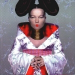 björk - homogenic - mother, one little indian