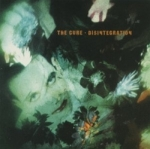 the cure - disintegration - fiction, polydor
