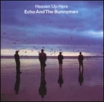 echo and the bunnymen - heaven up here - korova, wea
