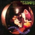 the cramps - psychedelic jungle - a&m, I.R.S.