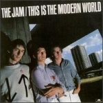 the jam - this is the modern world - polydor
