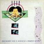 simple minds - promised you a miracle - virgin-1982