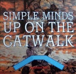 simple minds - up on the catwalk - virgin-1984