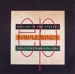 simple minds - ballad of the streets ep - virgin-1989