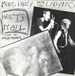 marc riley with the creepers - warts 'n' all - in tape-1985