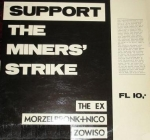 the ex-morzelpronk + nico - v/a: - records against thaatchism-1985