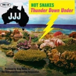 hot snakes - thunder down under - swami - 2006