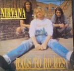 nirvana - rags to riches - quality recordings-1992