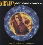 nirvana - come as you are - geffen-1992