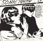 sonic youth - goo - geffen