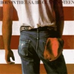 bruce springsteen - born in the U.S.A. - cbs-1984