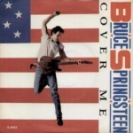 bruce springsteen - cover me - cbs-1987