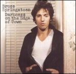 bruce springsteen - darkness on the edge of town - cbs-1978